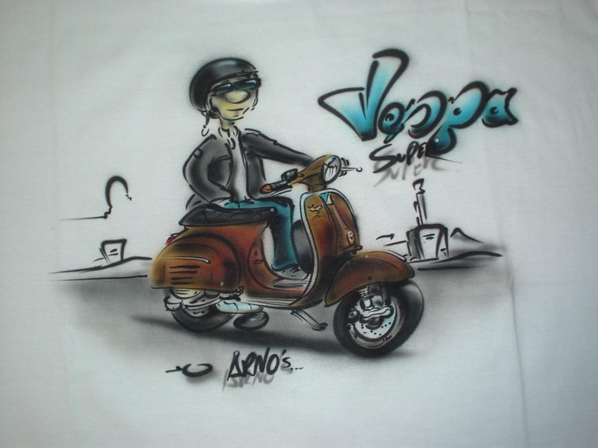 Vespa Super